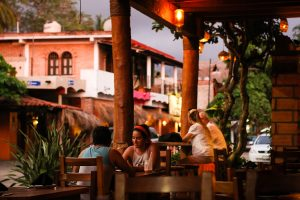 San Pancho Nayarit Mexico restaurants