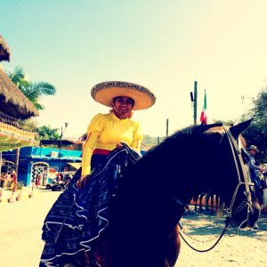 Culture in san pancho nayarit mexico