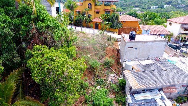 Lote Kenia Ocean Views San Pancho Real Estate