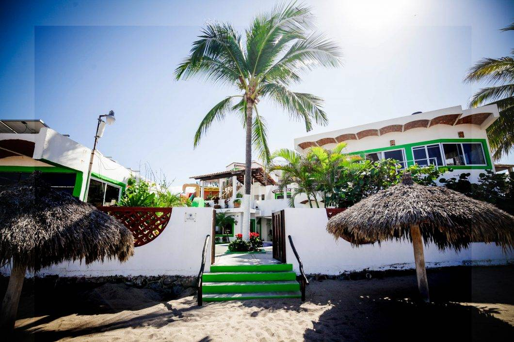 HOTEL margarita lo de marcos nayarit mexico real estate for sale