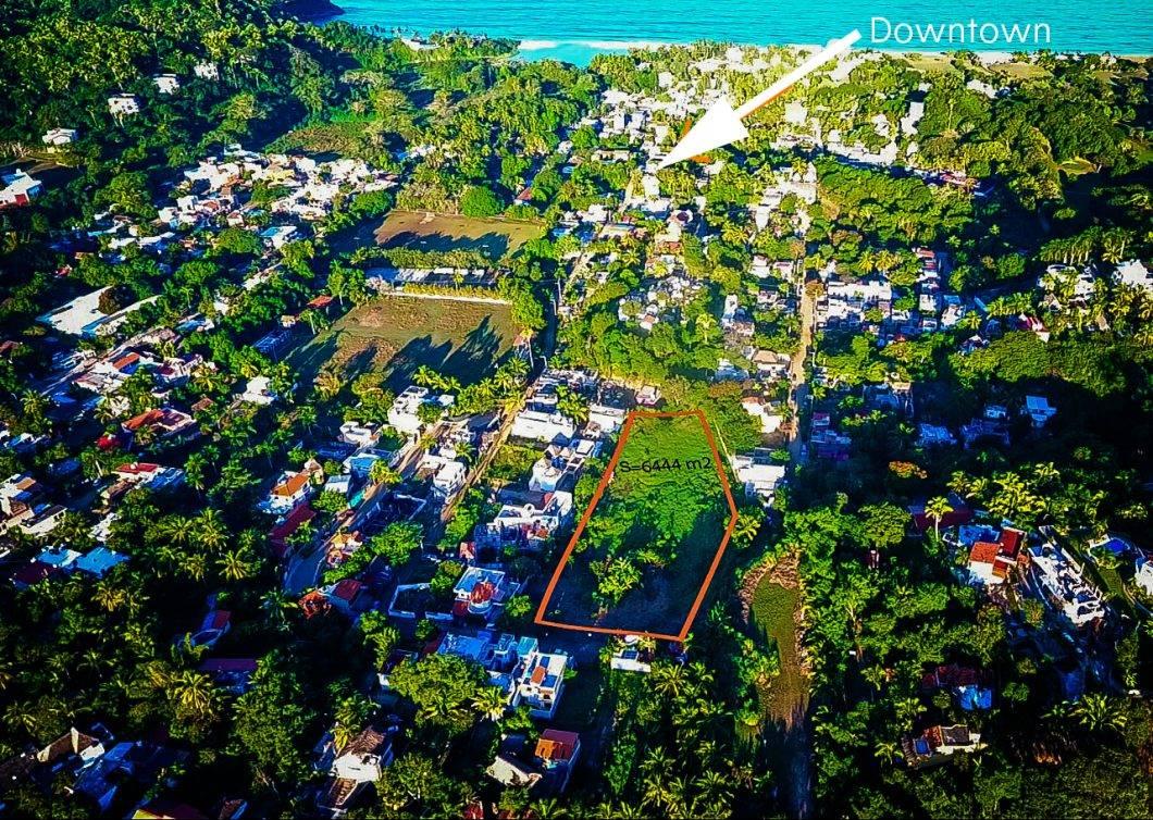 Vista Montaña lot for sale san pancho real estate downtown mexico