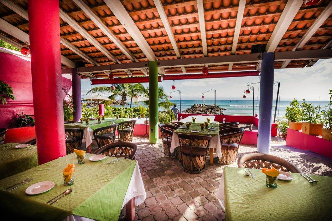 Rosa Mexicana building punta mita real estate