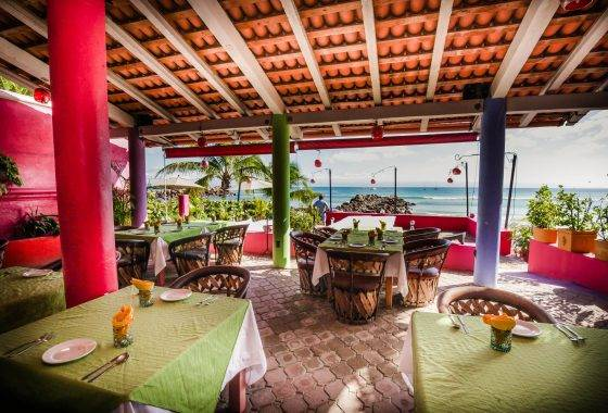 Rosa Mexicana building punta mita real estate